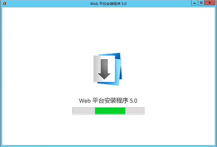 Web平台安装程序.png